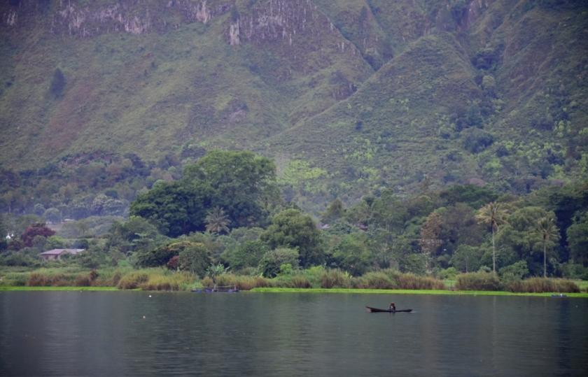 A fisherman boat