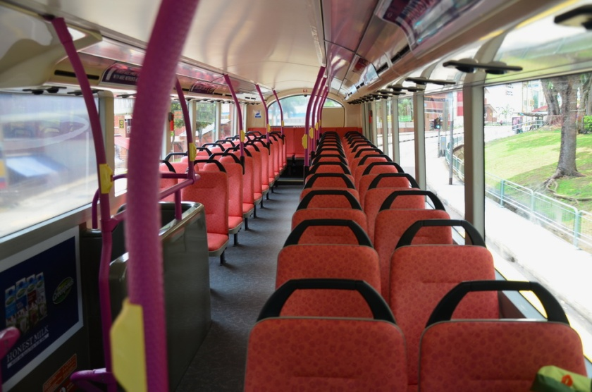 Double Decker Interior