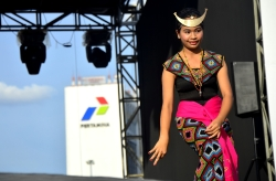 A Dance from Kingdom of Timor, East Nusa Tenggara 2