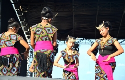 A Dance from Kingdom of Timor, East Nusa Tenggara 3