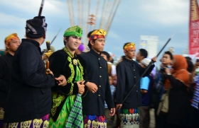 Wedding tradition of Sasak Tribe, Lombok