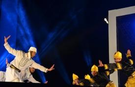 Musical drama about Tuanku Imam Bonjol from Minangkabau