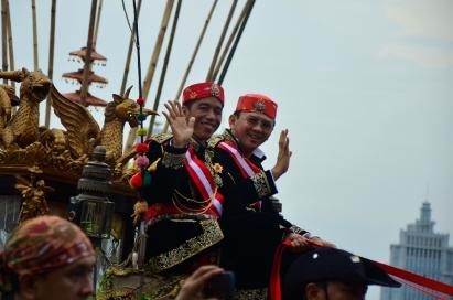 Jokowi and Ahok
